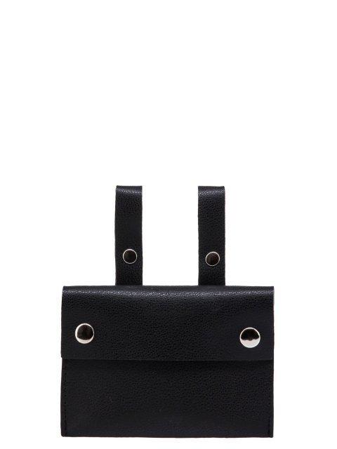 Чёрная сумка на пояс S.Lavia - 699.00 руб