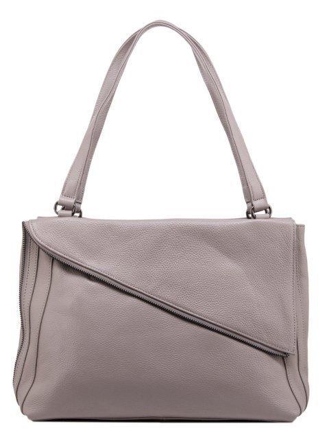 Серая сумка классическая Valensiy - 4536.00 руб