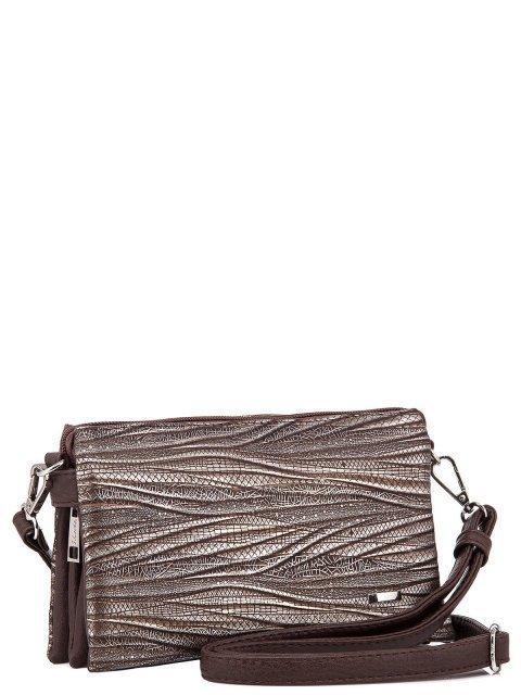 Коричневая сумка планшет S.Lavia (Славия) - артикул: 082 02 02 - ракурс 2