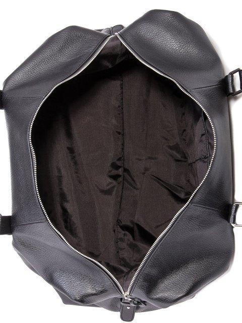 Чёрная дорожная сумка S.Lavia (Славия) - артикул: 0051 12 01 - ракурс 4