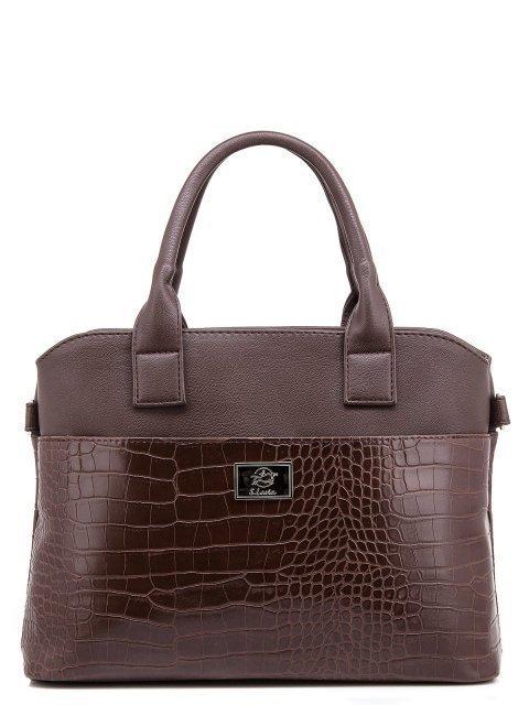 Коричневая сумка классическая S.Lavia - 1999.00 руб