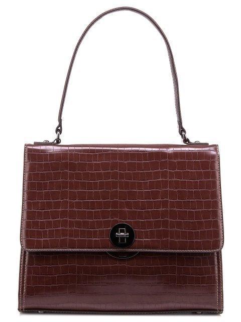 Коричневый портфель David Jones - 1550.00 руб