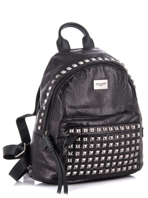 Чёрный рюкзак David Jones (Дэвид Джонс) - артикул: К0000033893 - ракурс 1