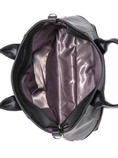 Чёрная сумка классическая S.Lavia (Славия) - артикул: 1074 902 01 - ракурс 6