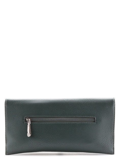 Зелёная сумка планшет Polina (Полина) - артикул: К0000021099 - ракурс 3