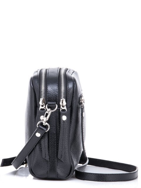 Чёрная сумка планшет S.Lavia (Славия) - артикул: 0030 12 01 - ракурс 2