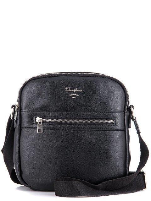 Чёрная сумка планшет David Jones - 2190.00 руб