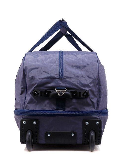 Серый чемодан Lbags (Эльбэгс) - артикул: К0000013255 - ракурс 2