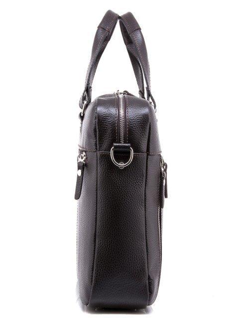 Коричневая сумка классическая S.Lavia (Славия) - артикул: 0043 12 12 - ракурс 2