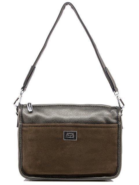 Зелёная сумка планшет Fabbiano - 1400.00 руб