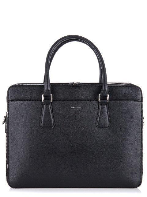 Чёрная сумка классическая David Jones - 1445.00 руб