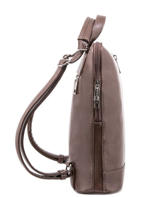 Коричневый рюкзак S.Lavia (Славия) - артикул: 822 586 52 - ракурс 4
