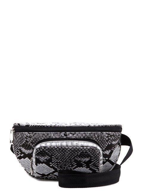 Чёрная сумка на пояс S.Lavia - 1699.00 руб