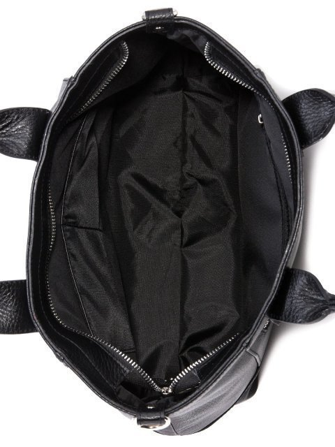 Чёрная сумка классическая S.Lavia (Славия) - артикул: 0050 12 01 - ракурс 6