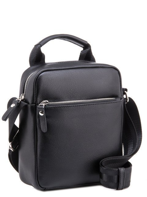 Чёрная сумка планшет S.Lavia (Славия) - артикул: 0038 10 01 - ракурс 2