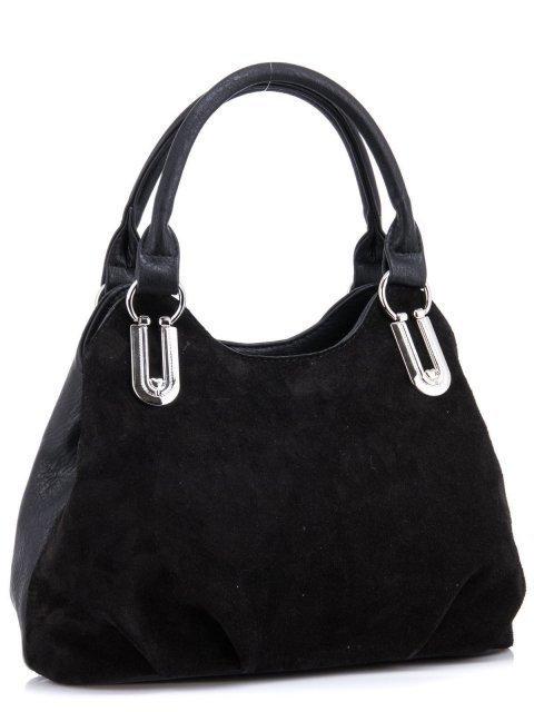 Чёрная сумка классическая S.Lavia (Славия) - артикул: 279 99 01 - ракурс 2