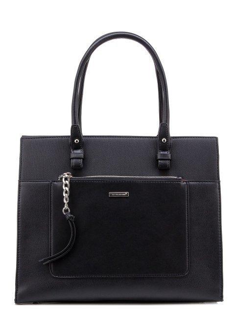 Чёрная сумка классическая David Jones - 1400.00 руб