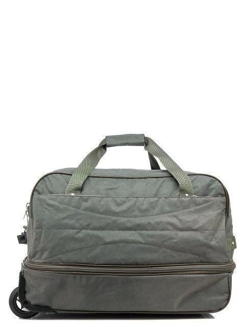 Зелёный чемодан Lbags - 2890.00 руб