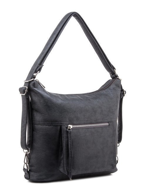 Серая сумка мешок S.Lavia (Славия) - артикул: 657 601 51 - ракурс 1