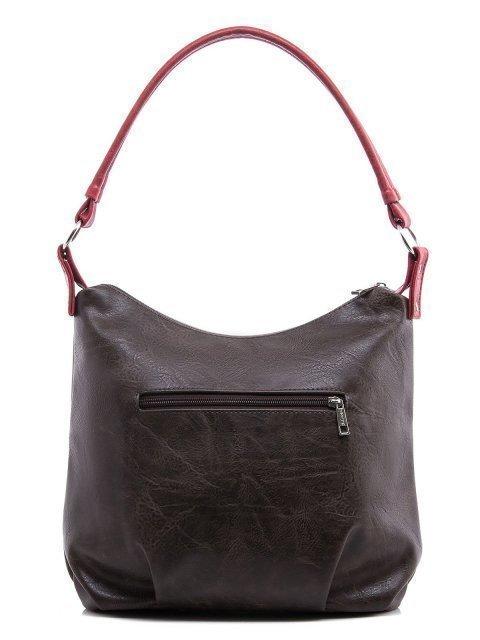 Коричневая сумка мешок S.Lavia (Славия) - артикул: 405 512 52 - ракурс 3