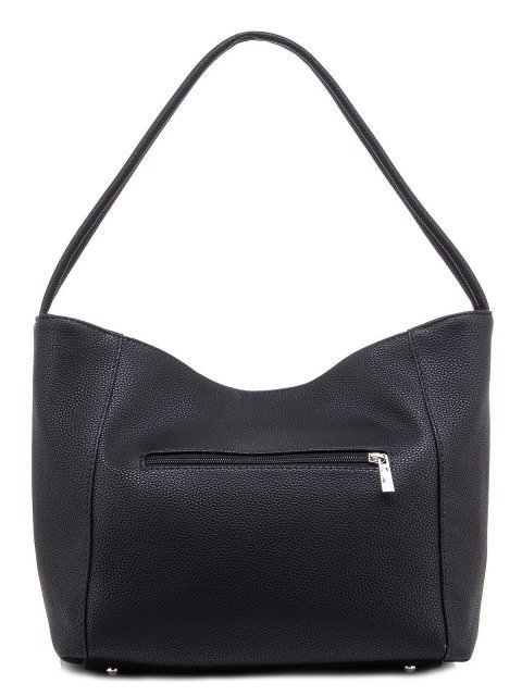 Чёрная сумка мешок S.Lavia (Славия) - артикул: 1050 791 01 - ракурс 3