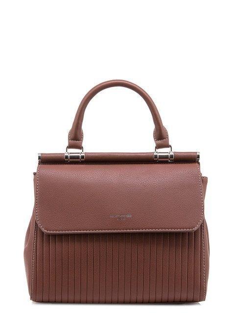 Рыжий портфель David Jones - 1450.00 руб