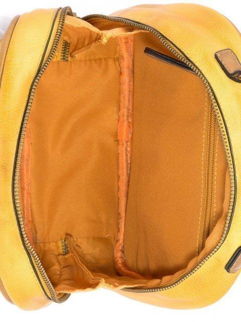 Жёлтый кросс-боди Domenica (Domenica) - артикул: 0К-00002083 - ракурс 4