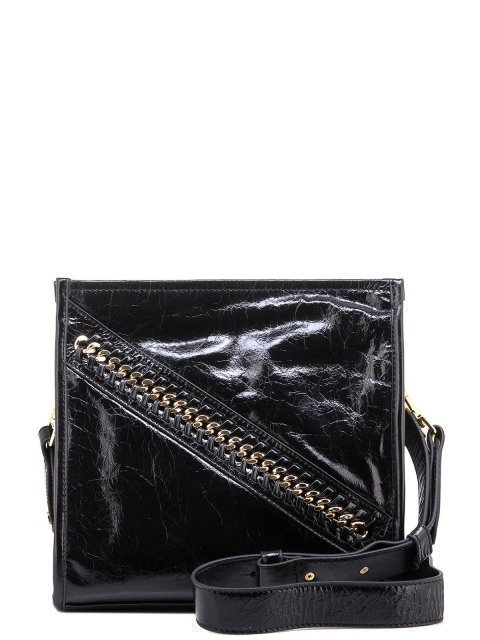 Чёрная сумка планшет Angelo Bianco - 3668.00 руб