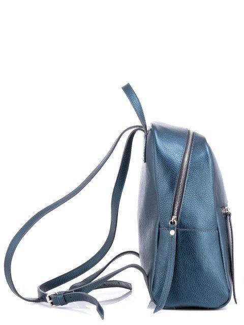 Бирюзовый рюкзак S.Lavia (Славия) - артикул: 0028 12 71 - ракурс 2