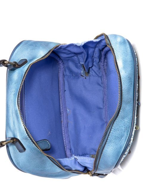 Синий кросс-боди Domenica (Domenica) - артикул: 0К-00002082 - ракурс 4