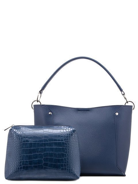 Синяя сумка мешок S.Lavia - 2029.00 руб