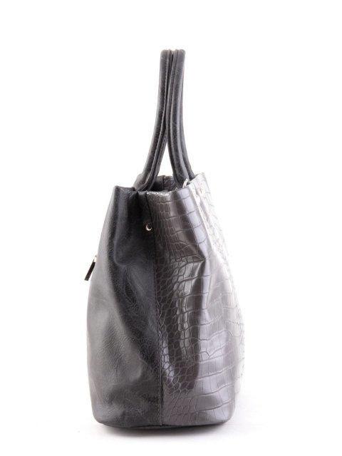 Серая сумка классическая S.Lavia (Славия) - артикул: 854 206 05 - ракурс 2