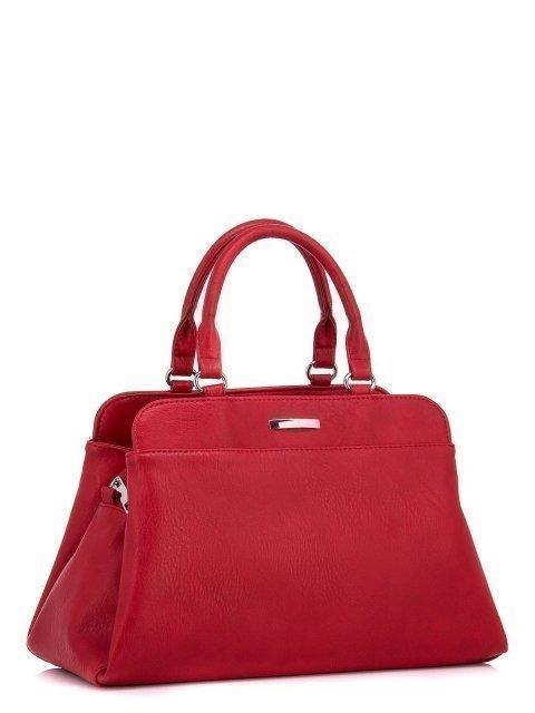 Красная сумка классическая S.Lavia (Славия) - артикул: 944 029 04 - ракурс 1