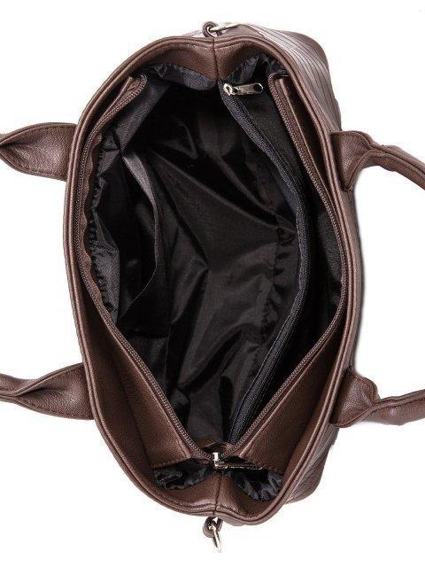 Коричневая сумка классическая S.Lavia (Славия) - артикул: 507 206 02 - ракурс 4