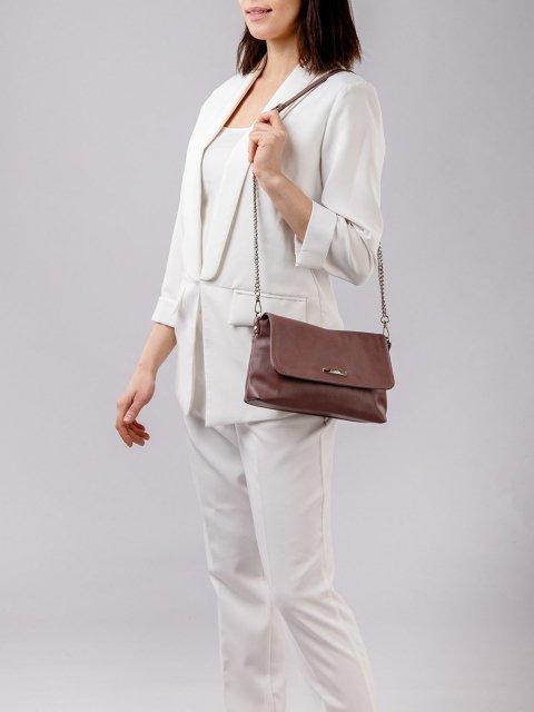 Сиреневая сумка планшет S.Lavia (Славия) - артикул: 917 910 06 - ракурс 1