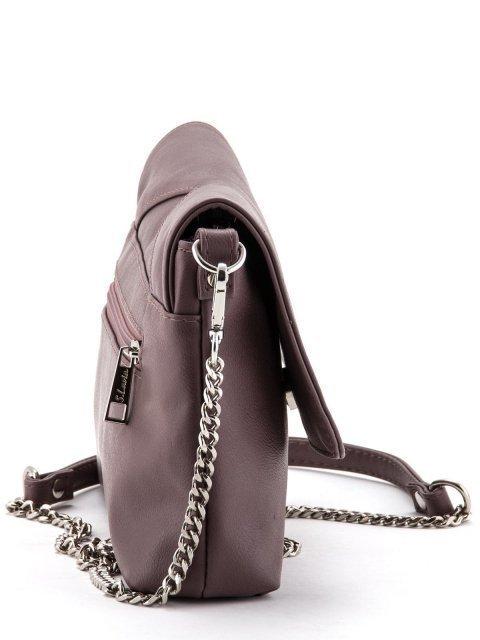 Сиреневая сумка планшет S.Lavia (Славия) - артикул: 917 910 06 - ракурс 3