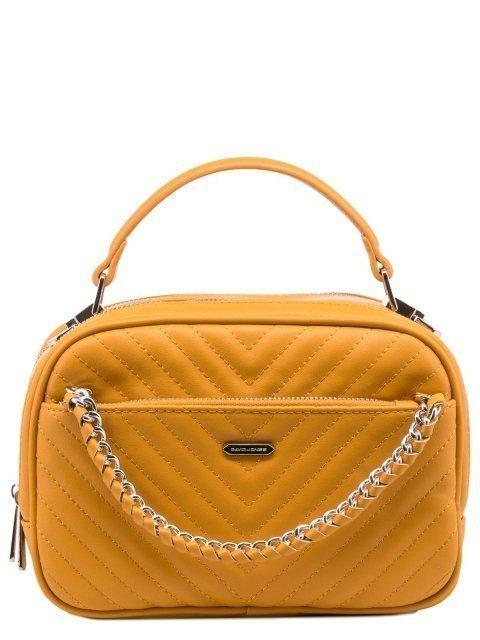 Жёлтая сумка планшет David Jones - 1791.00 руб