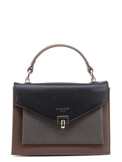 Чёрный портфель David Jones - 1350.00 руб