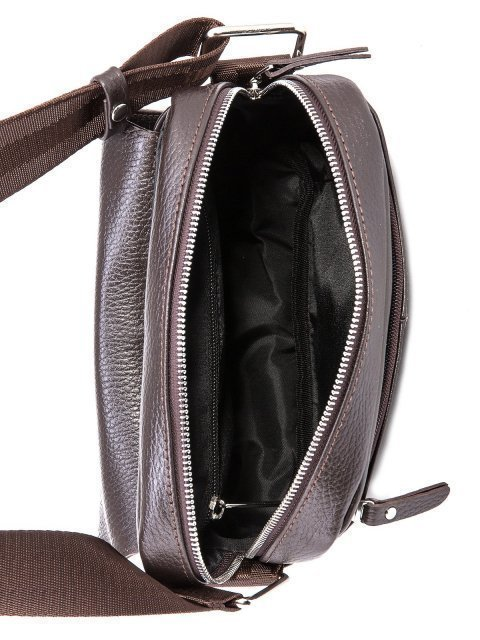 Коричневая сумка планшет S.Lavia (Славия) - артикул: 0053 12 12 - ракурс 4
