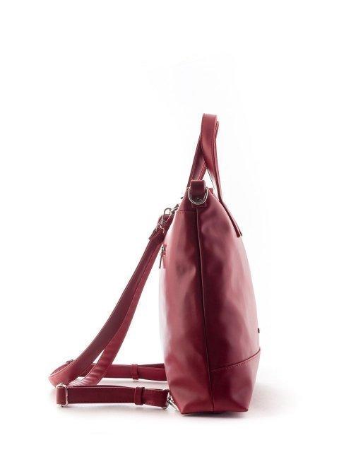 Красный рюкзак S.Lavia (Славия) - артикул: 826 635 04 - ракурс 2