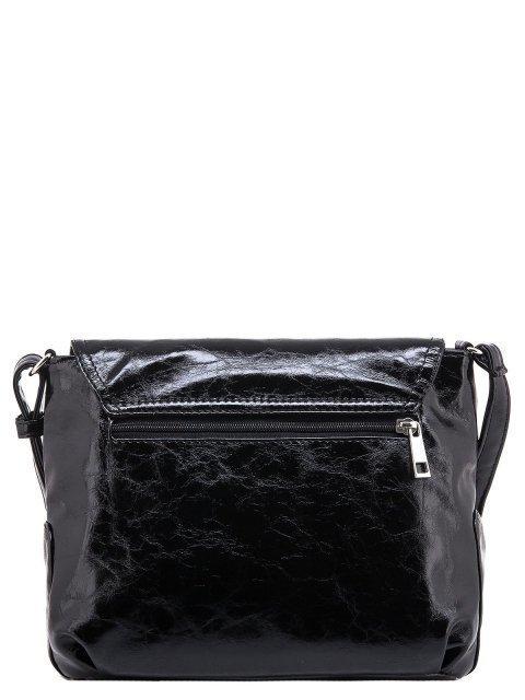 Чёрная сумка планшет S.Lavia (Славия) - артикул: 750 55 01 - ракурс 3