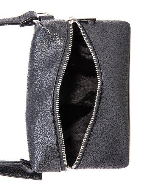 Чёрная сумка на пояс S.Lavia (Славия) - артикул: 1008 902 01 - ракурс 4