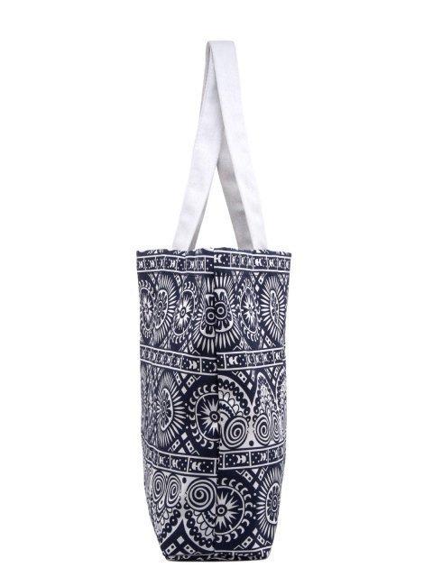 Синий шоппер S.Lavia (Славия) - артикул: 00-62 30 71 - ракурс 2
