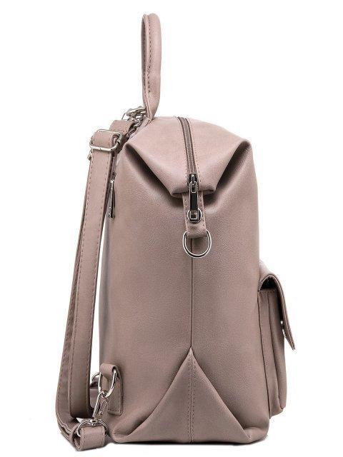 Бежевый рюкзак S.Lavia (Славия) - артикул: 1029 910 25 - ракурс 2