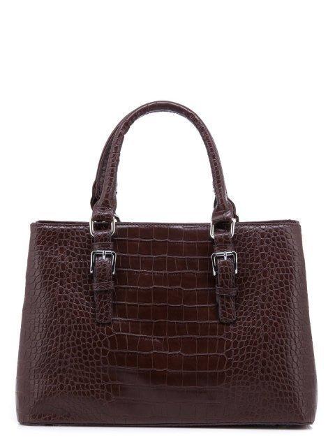 Коричневая сумка классическая Domenica - 1400.00 руб