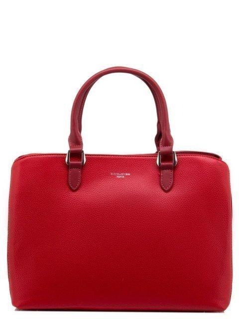 Красная сумка классическая David Jones - 1099.00 руб