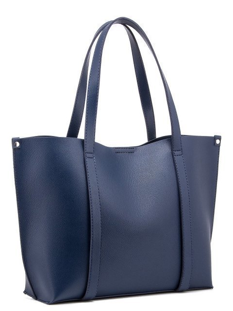 Синий шопер S.Lavia (Славия) - артикул: 1043 94 70 - ракурс 2