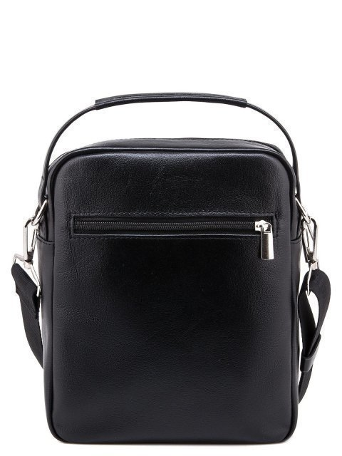 Чёрная сумка планшет S.Lavia (Славия) - артикул: 0052 10 01 - ракурс 3