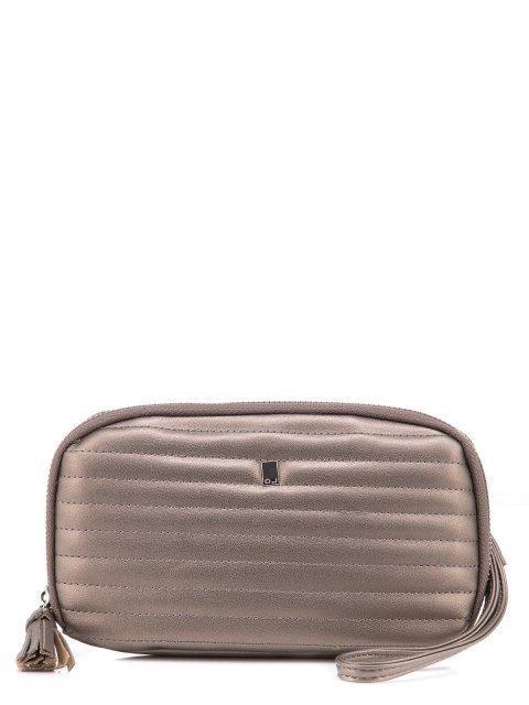 Бронзовая сумка планшет David Jones - 680.00 руб