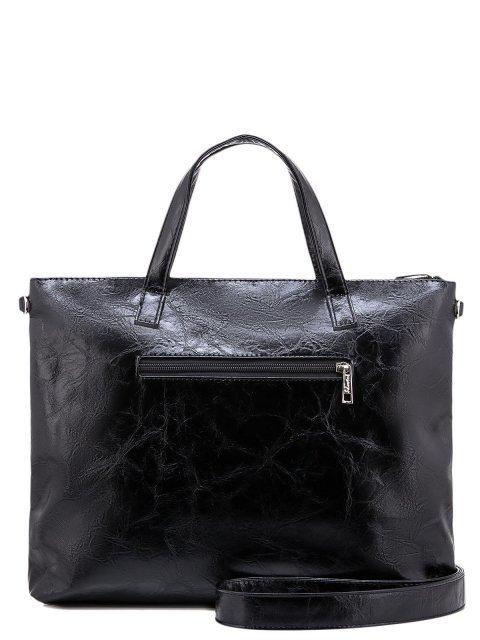 Чёрная сумка классическая S.Lavia (Славия) - артикул: 1035 99 01 - ракурс 5